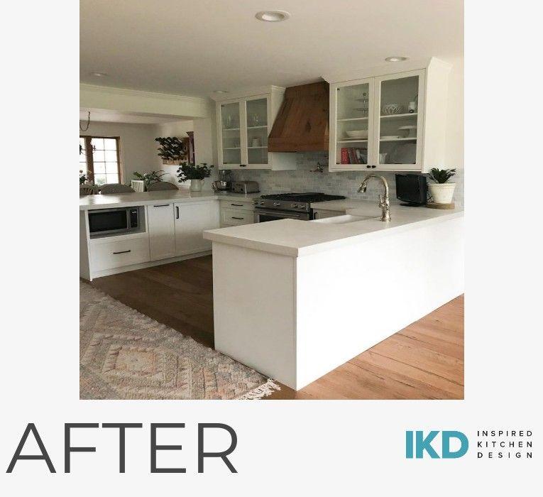 Remodeled Ikea Kitchen Saves The Best For Last Ikea Kitchen Kitchen Inspiration Design Farmhouse Style Kitchen