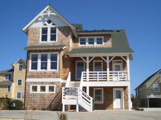 On the Rocks  is a 7 bedroom vacation rental home located in Nags Head. On the Rocks  is a 7 bedroom vacation rental home located in Nags