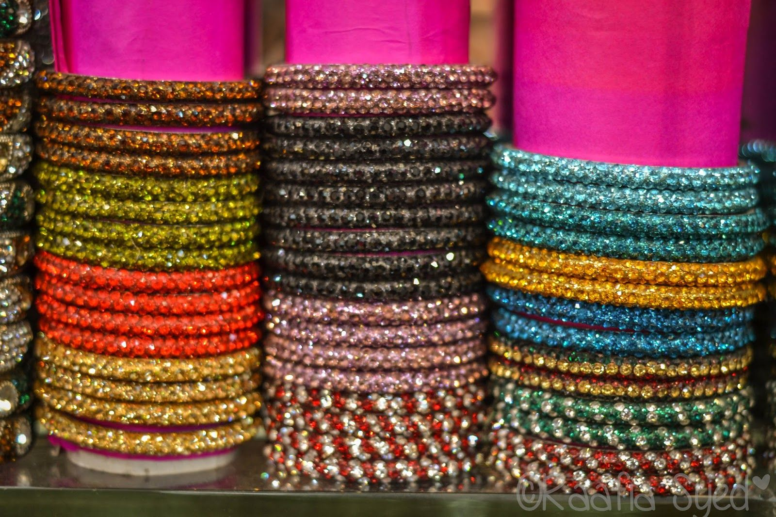 charminar bangles | Situated near charminar, the laad bazaar has been made famous by the ...