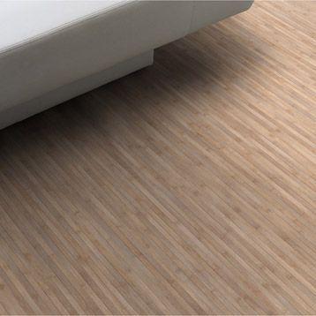 sol vinyle 4m texline bambou miel gerflor marron revetements de sol pinterest. Black Bedroom Furniture Sets. Home Design Ideas