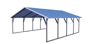 Metal Carports For Sale Midwest Steel Carports Garages More Metal Carports Steel Carports Carport