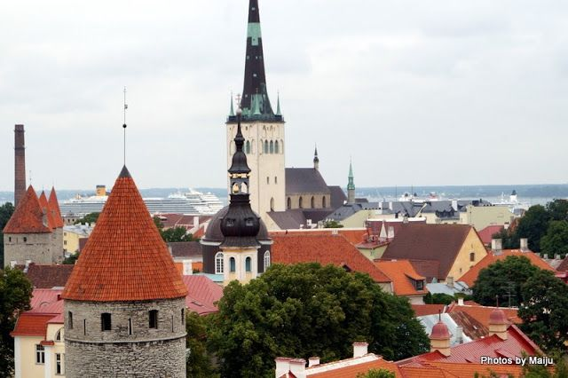 Visit in Tallinn