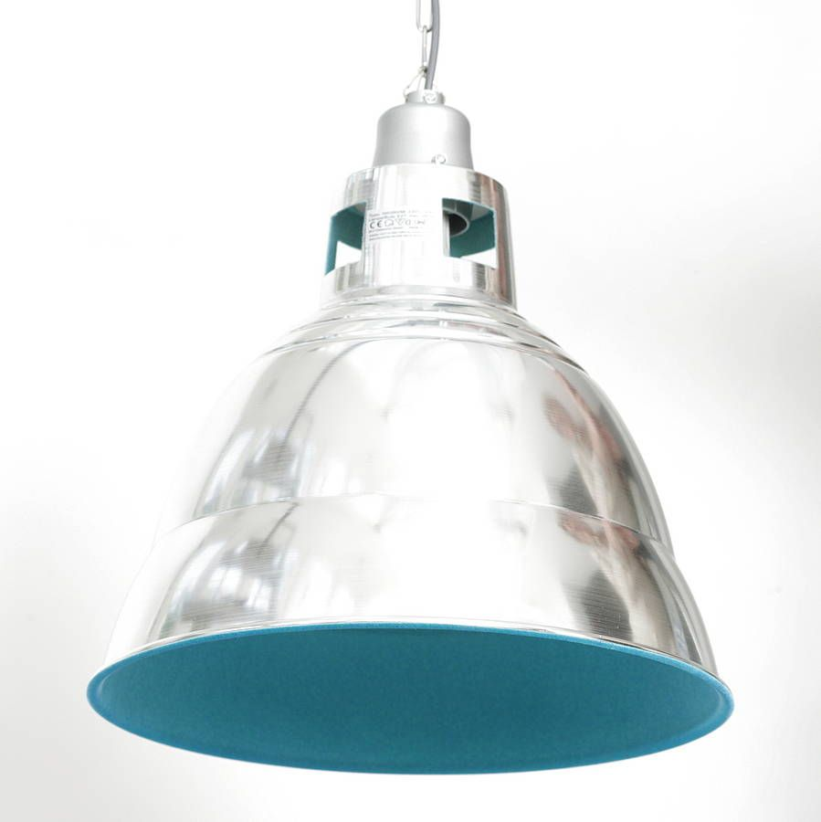 turquoise pendant lighting. Flocked Urban Belle Pendant Light By Thomas \u0026 Vines | Notonthehighstreet.com Turquoise Lighting