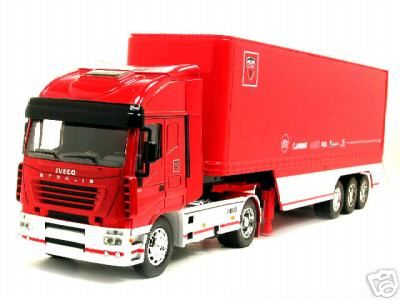 Team Ray Trucks >> Click Image Above To Buy Iveco Stralis Ducati Corse Team