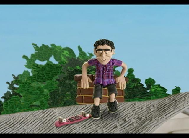 Lance Mountain Short Film Video Film Skateboard