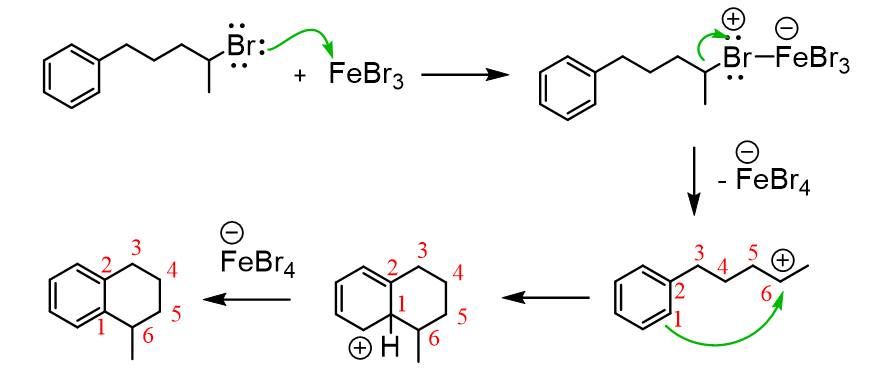 Pin on Electrophilic aromatic substitution practice problems