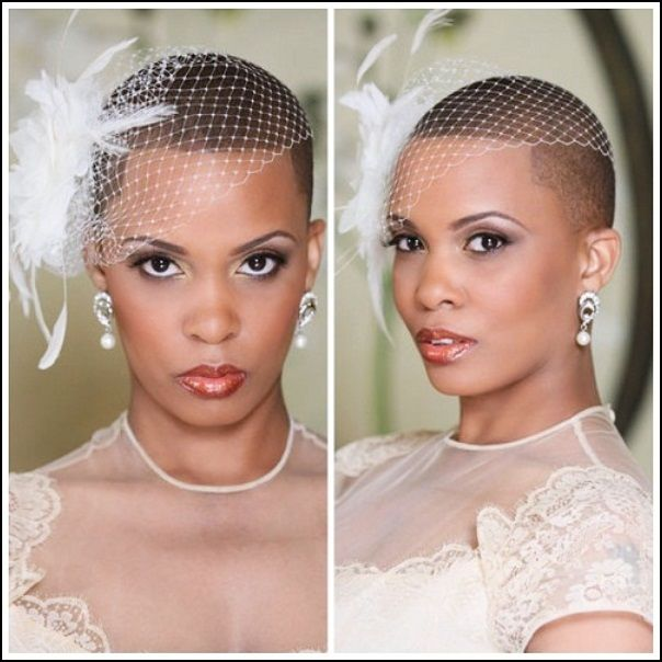 Wedding Hairstyles For Short Hair With Tiara And Veil Natural