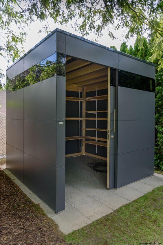 Design Gartenhaus gart zwei in AugsburgGöggingen