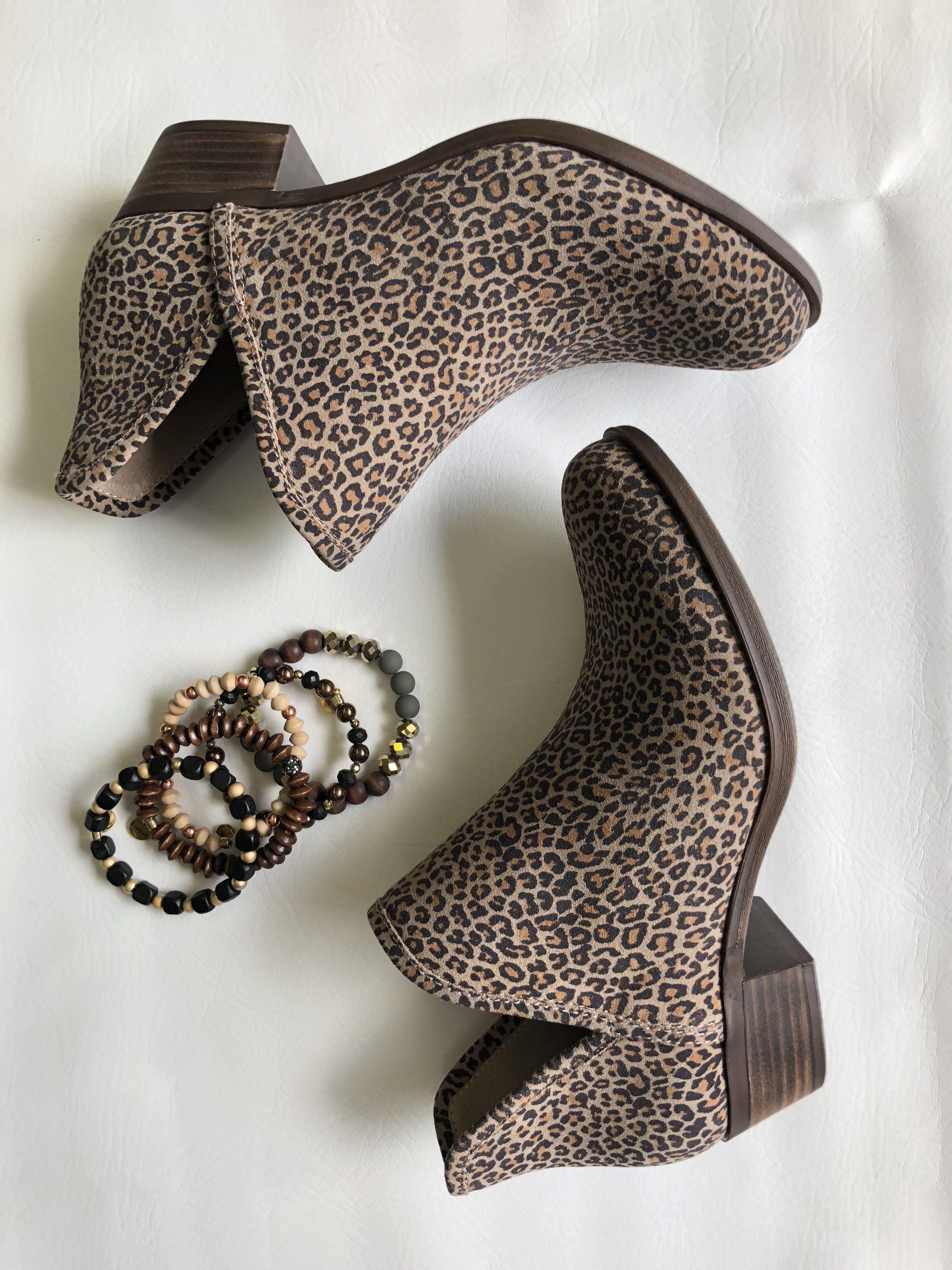 c83063776720 LOVE Animal Print - You will love these Leopard Print ankle boots from Lucky  Brand. Trend Alert - Animal Print is back or did it ever really go ...