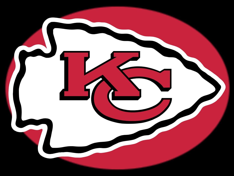 Kc Chiefs Logo Clip Art Kansas City Chiefs Drawing