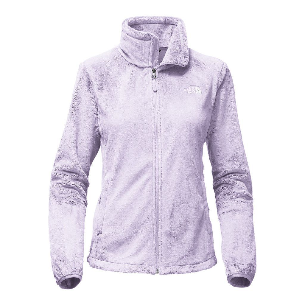 61113bec23f0 Women s Osito 2 Full Zip Fleece Jacket in Lavender Blue by The North Face