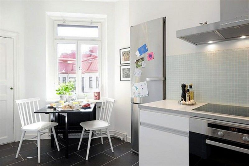 Small Kitchen With Dining Table Amazing small dining tables in modern designs minimalist kitchen amazing small dining tables in modern designs minimalist kitchen interior small dining tables black tile workwithnaturefo
