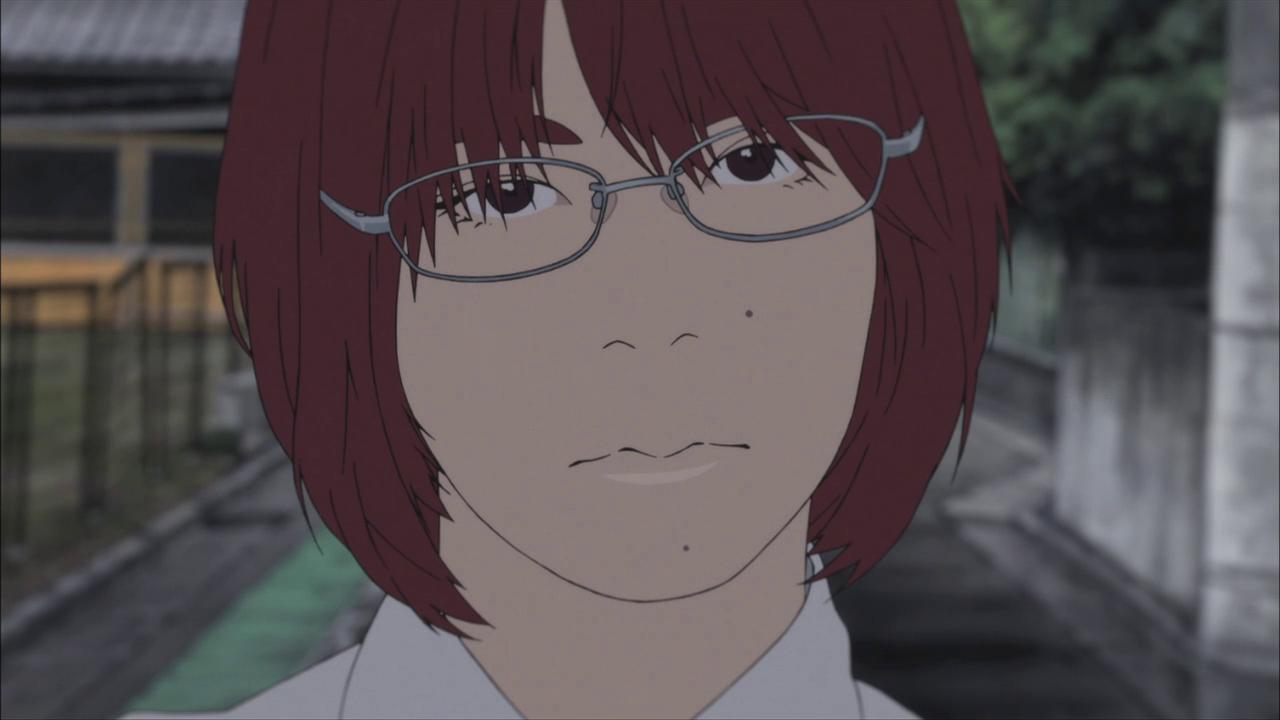 Sawa Nakamura from ''The Flowers of Evil''   The flowers of evil, Air gear anime, Manga vs anime