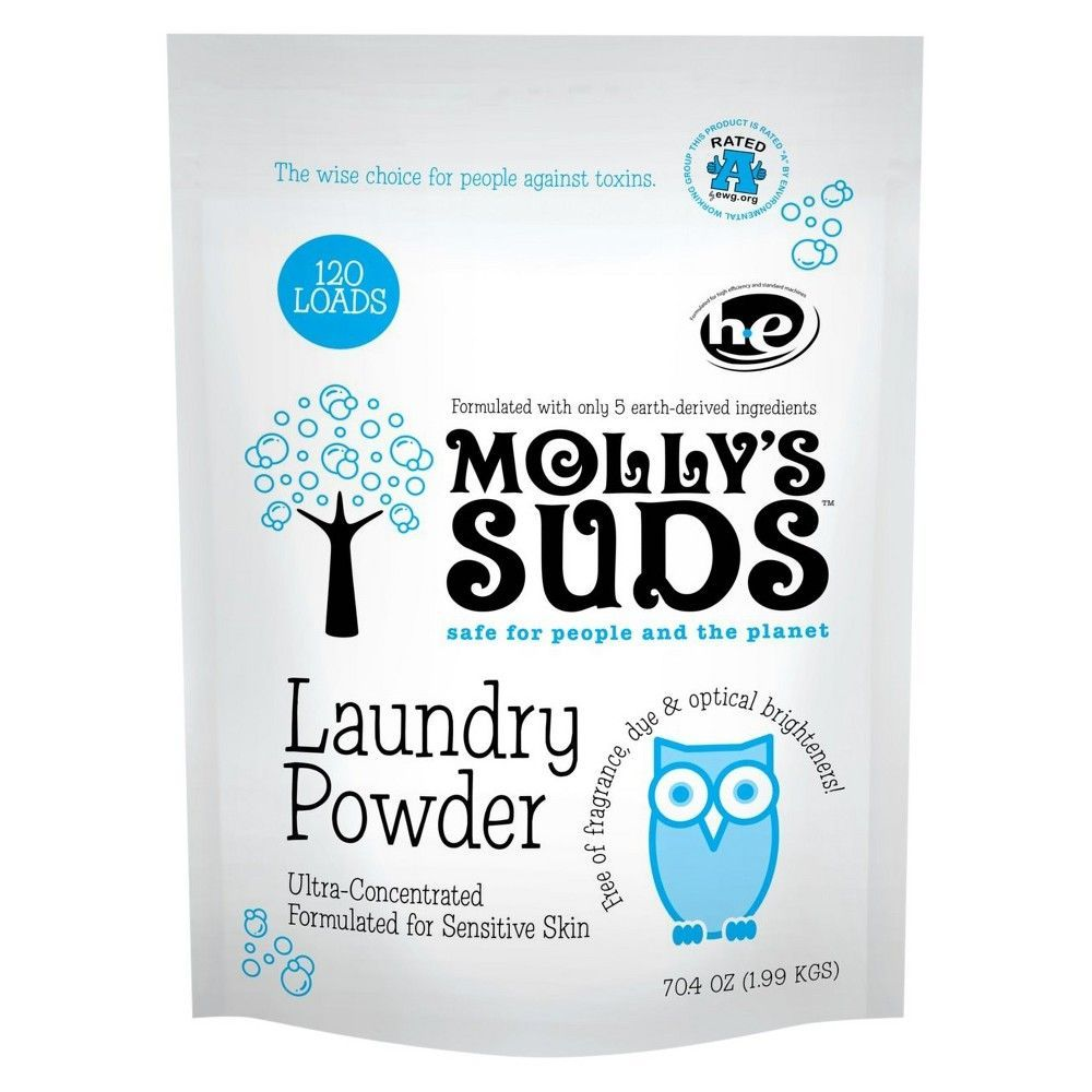 Food Recipes Laundry Powder Sensitive Skin Laundry Detergent