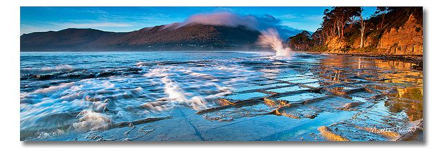 Tessellated Pavement (vi), Eaglehawk Neck, Tasmania, Australia | Flickr - Photo Sharing!