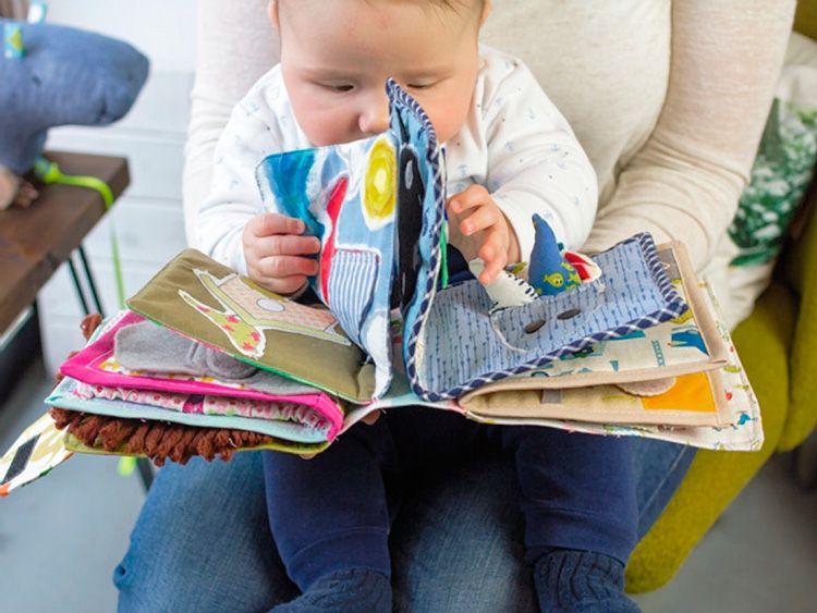 Tutoriel diy comment coudre un livre interactif pour b b for A coudre pour bebe
