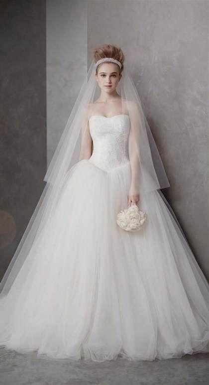 Cool vera wang strapless wedding dresses sweetheart 2018/2019 ...