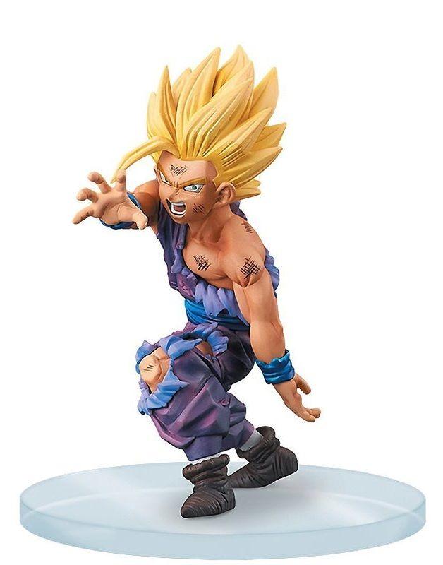 Action Figures - Son Gohan 'Super Saiyan 2' [DBZ]