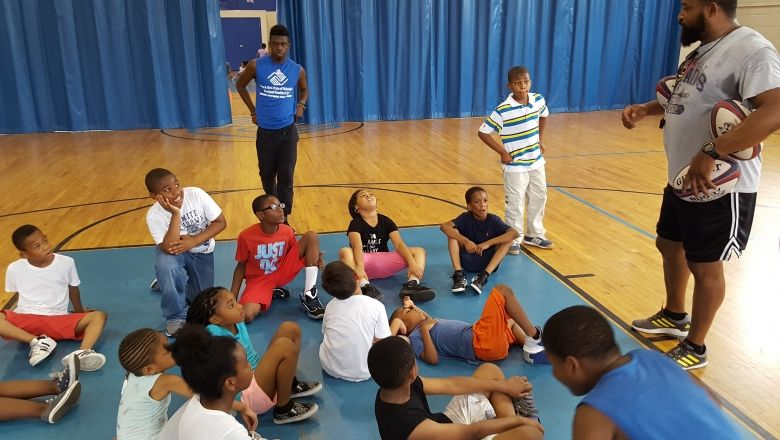 Boys & Girls Club 2017 Summer Rugby Camp (With images