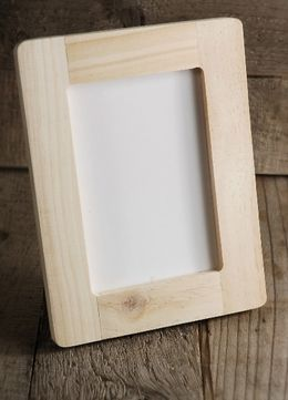 299 sale price show off your photos in this light wood frame each one - Wooden Picture Frames Cheap