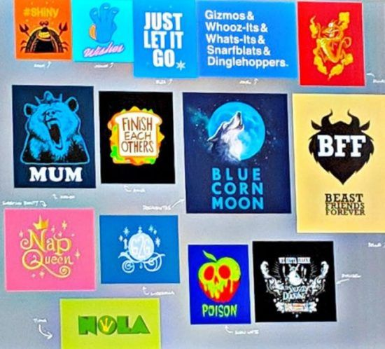 ee6ceaa7 List of Comfy Princess Shirt Sayings From Ralph Breaks the Internet ...