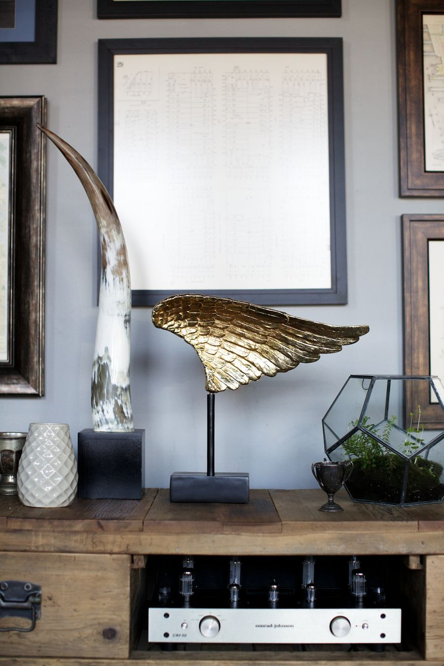 Mood board interior design modern high end client presentation ...