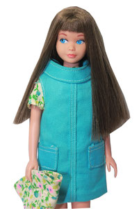 A guide to vintage Skipper dolls # 1 - Everything about Barbie's Little Sister