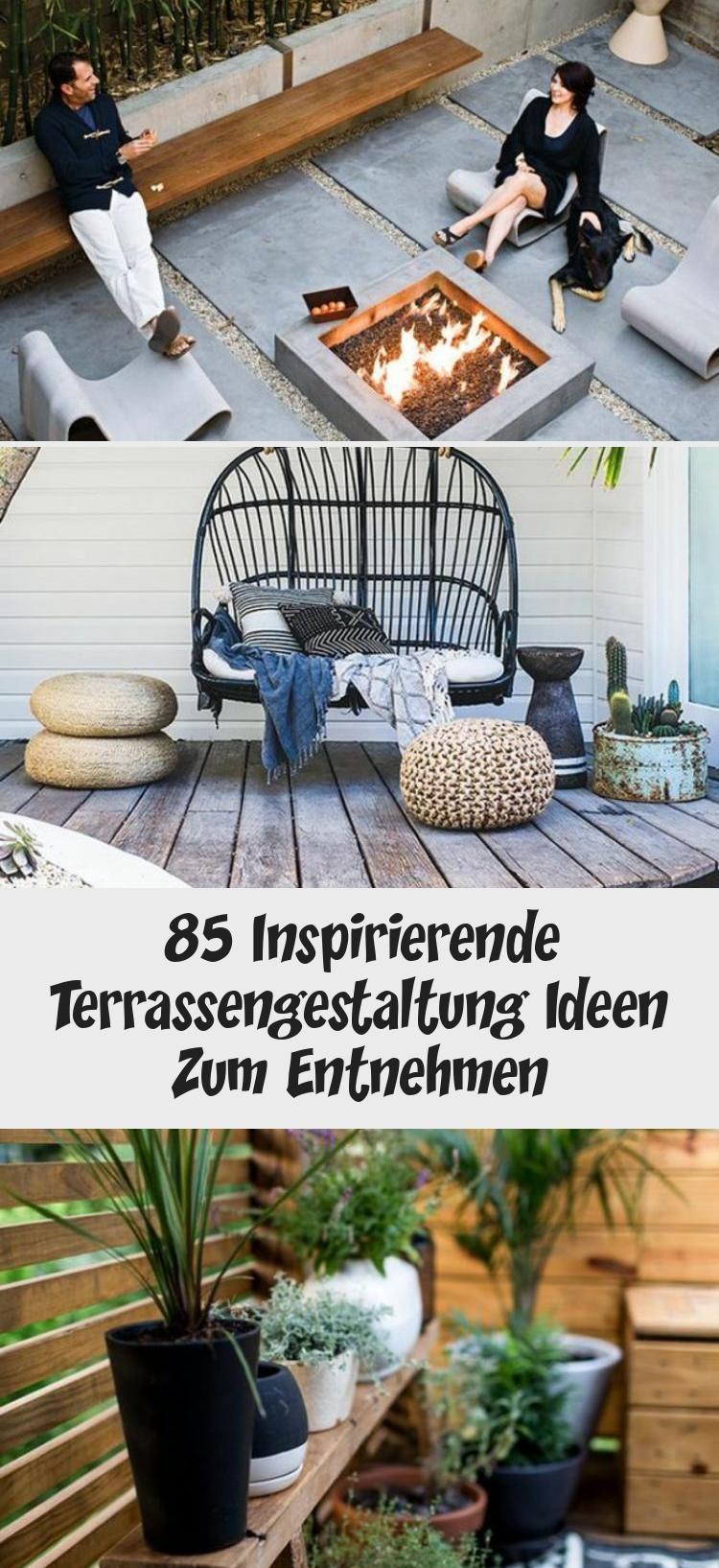 Photo of 85 Inspirierende Terrassengestaltung Ideen Zum Entnehmen – DE