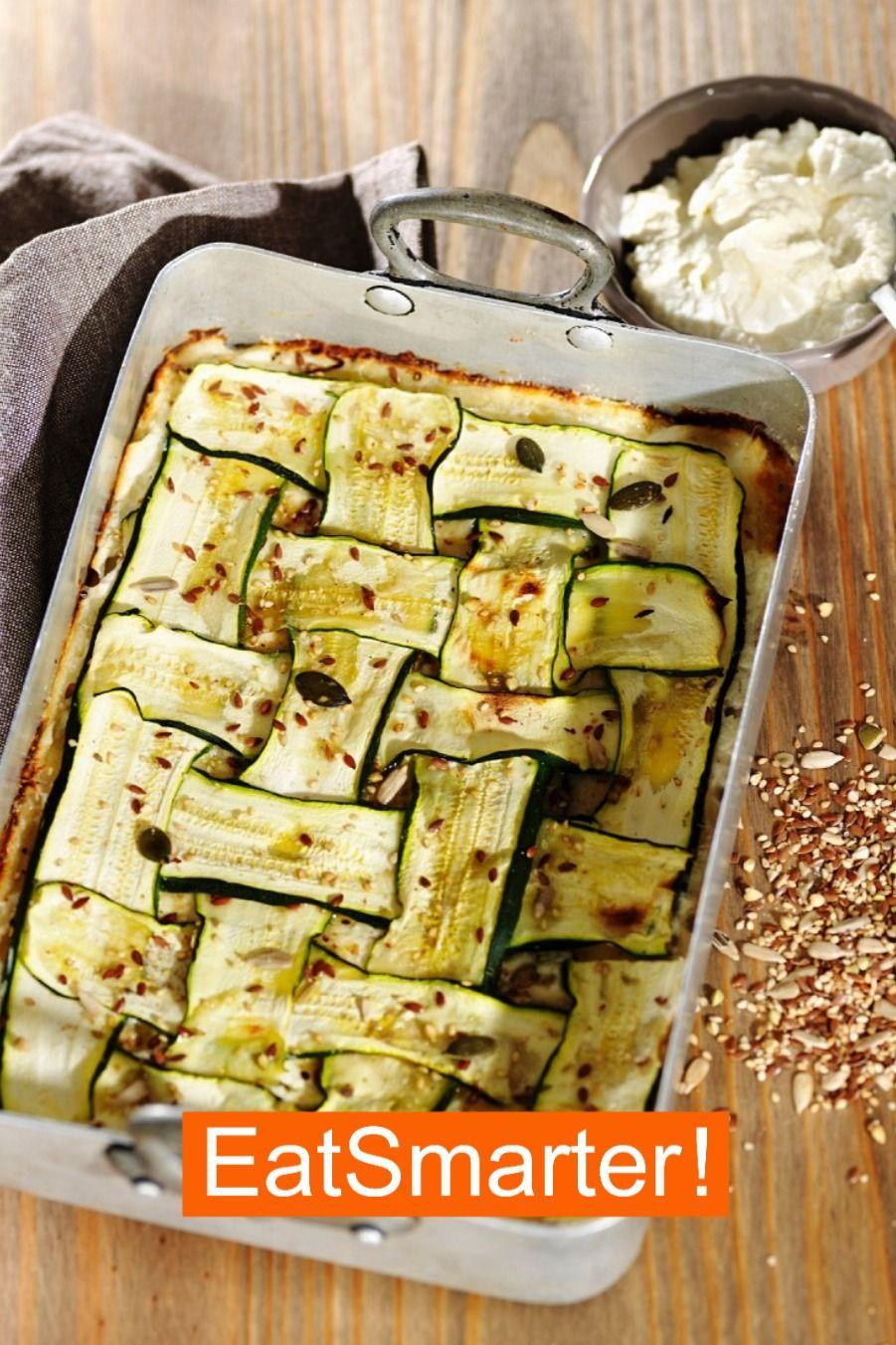 Ricotta-Zucchini-Auflauf Rezept   EAT SMARTER