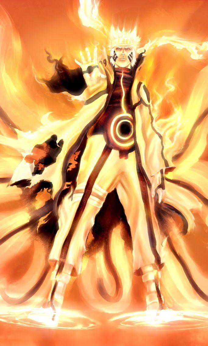 Naruto Sage Of Six Paths Naruto Uzumaki Naruto Naruto Shippudden