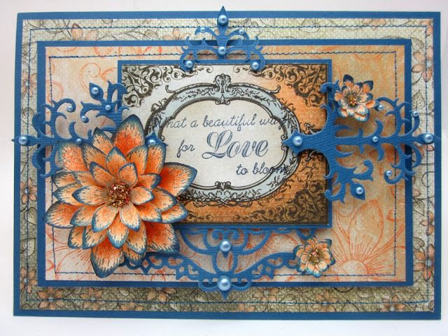 Pinkcloud Scrappers: So Blessed with Heartfelt Creations