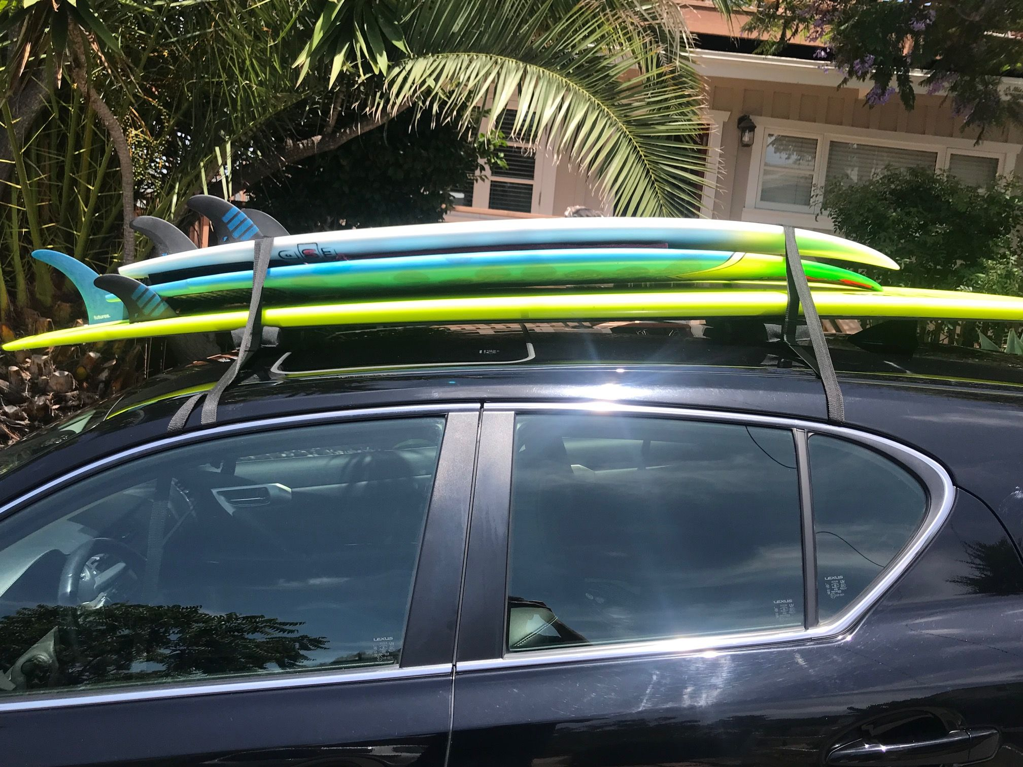 New Soft Racks By Cor Surf No Roof Rack Needed Surfboard Roof Rack Surfboard Rack Roof Rack