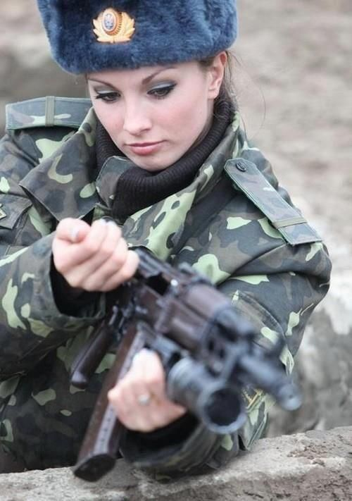 Amateur british army girls