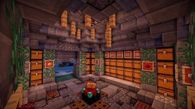 Medieval Storage Room Minecraft Project | Minecraft room ...