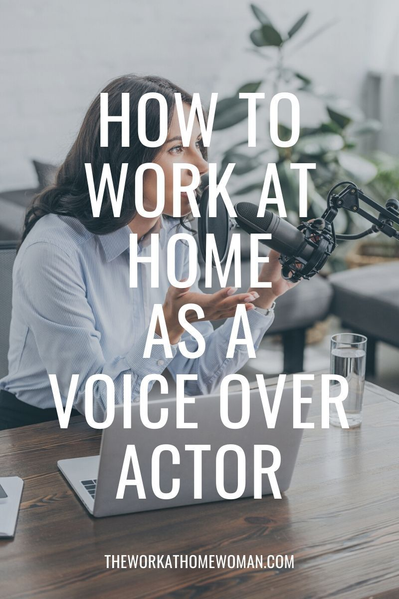 7 Places to Find VoiceOver Acting Jobs Legit work from