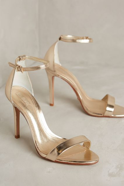 classy gold heels http://rstyle.me/n/werywpdpe | Gold | Pinterest ...