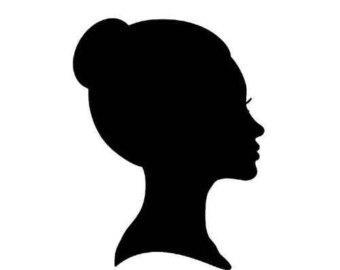 Cameo Clip Art Clip Art Library Silhouette Face Woman Face Silhouette Silhouette Clip Art