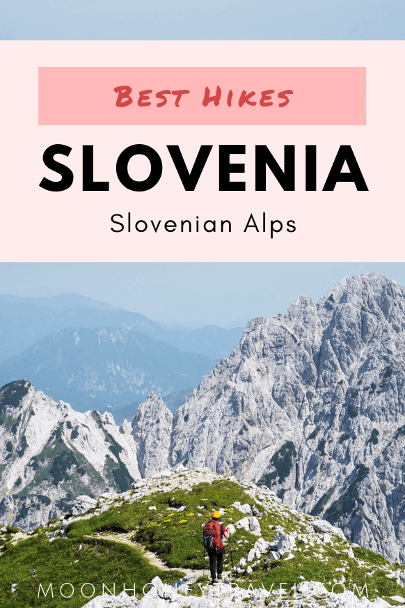 Best Hikes In Slovenia: Day Hikes And Hut To Hut Hiking