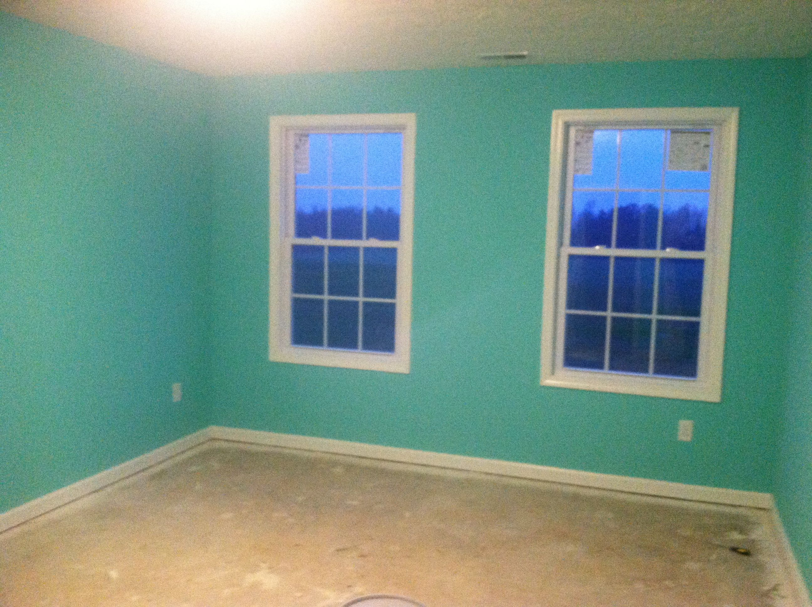 Sherwin Williams Tantalizing Teal Perfect For A Pre Teen Bedroom