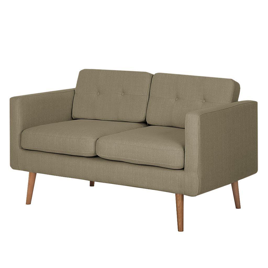 Sofa Croom I (2-Sitzer) Webstoff - Braun, Morteens Jetzt bestellen ...