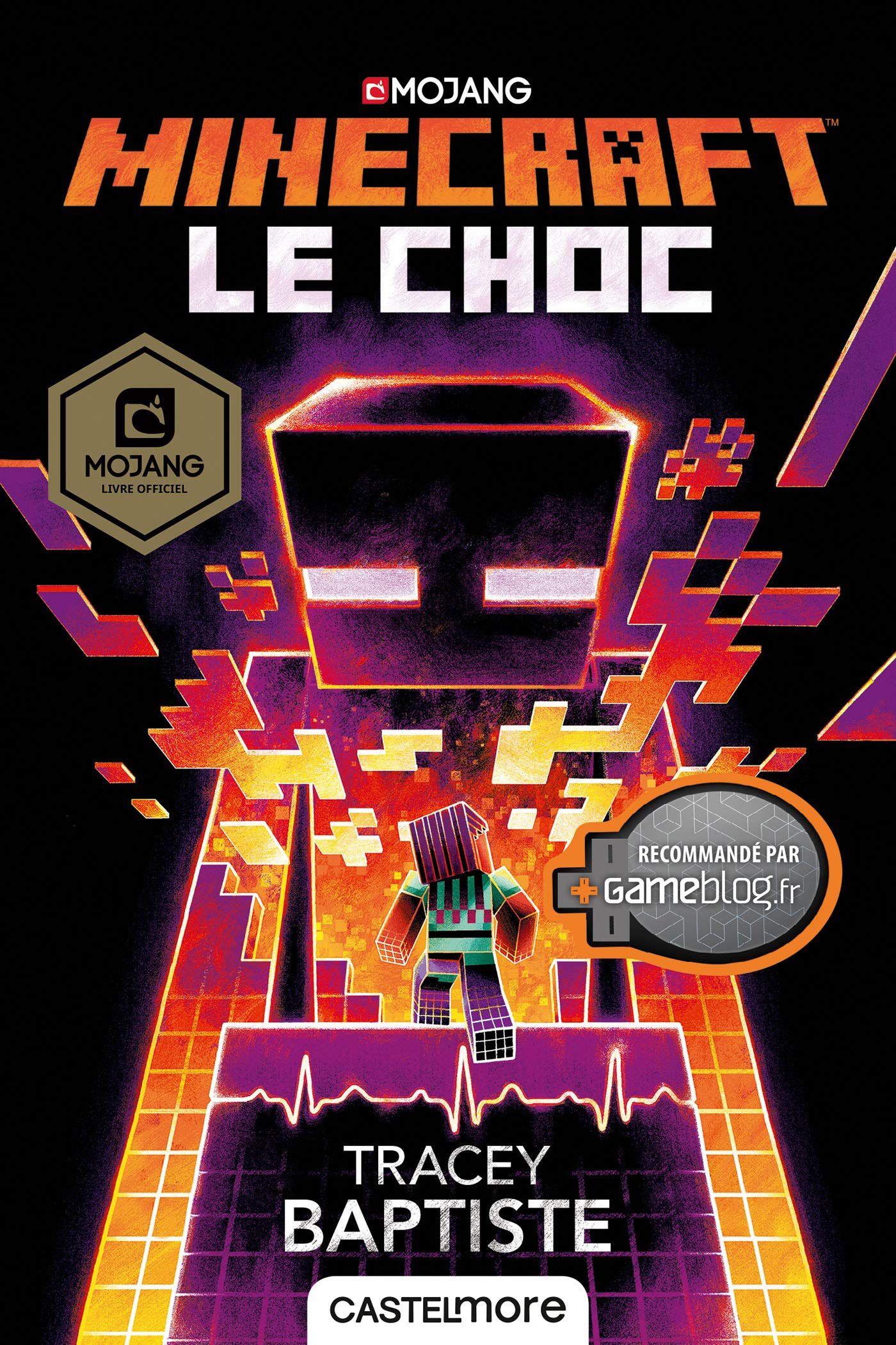 Minecraft Le Choc (Tracey Baptiste) Casque réalité