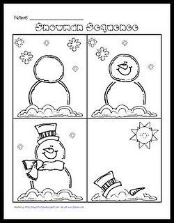 Unusual image inside free printable winter worksheets