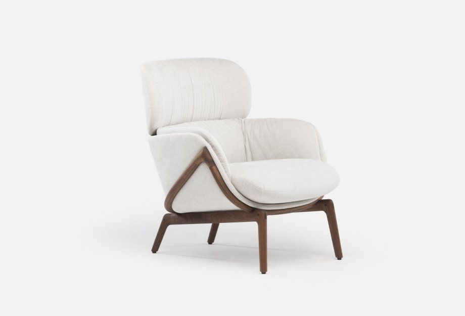 Viewing Nichetto 101 Elysia Lounge Chair Product Chair Lounge