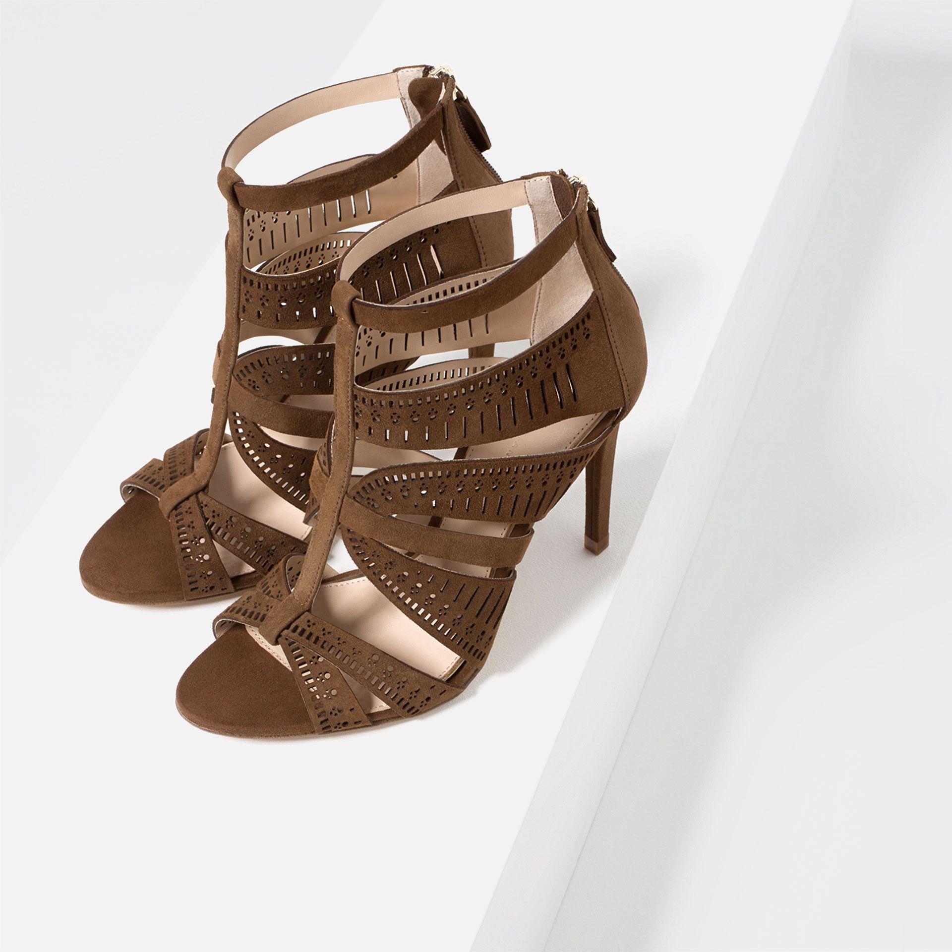 Chaussures Womens En Vente, Le Cuivre, Le Cuir, 2017, 38 Guess