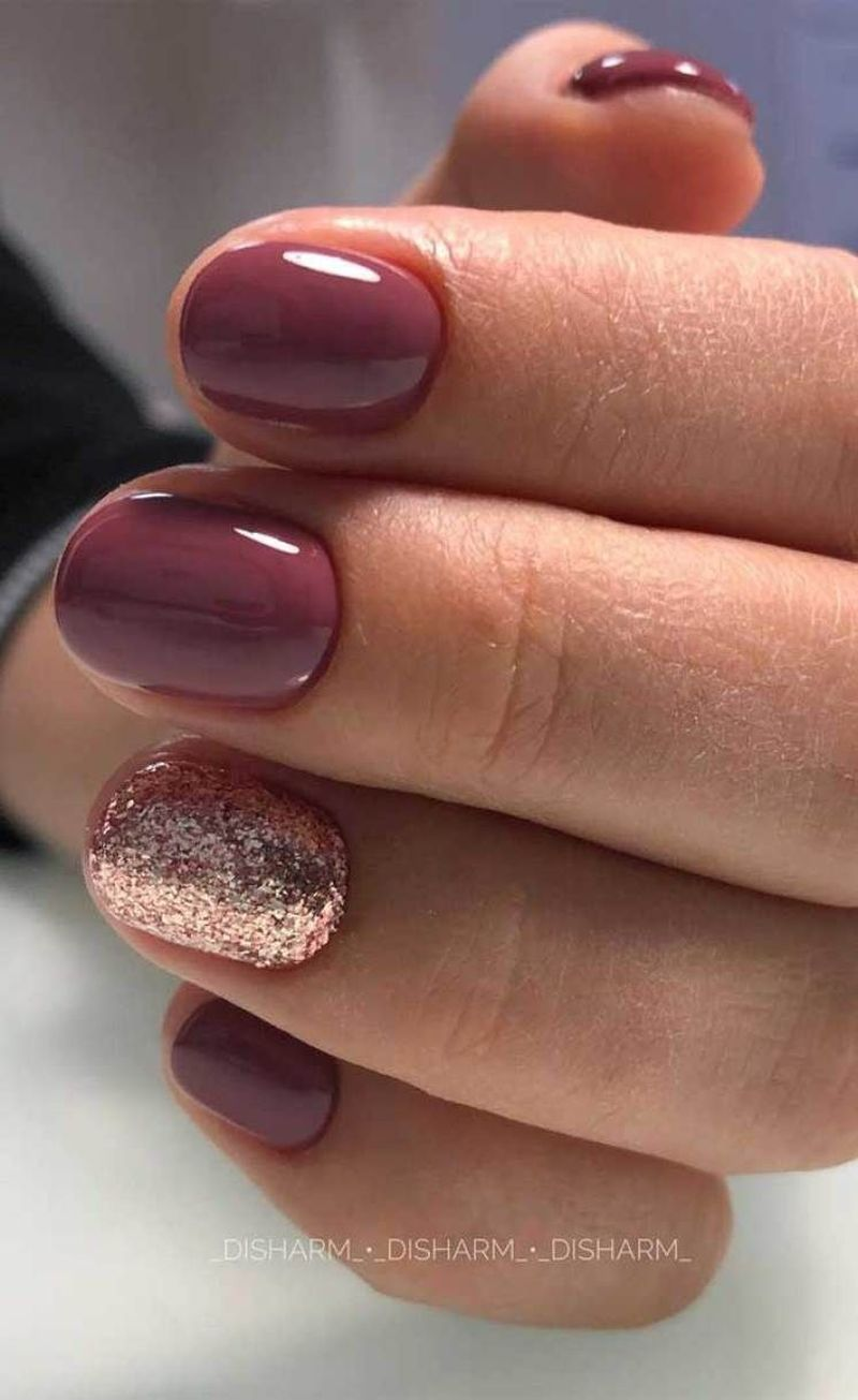 40 Best Fall Nail Colors Ideas Trending Right Now - Suitable Fashion Ideas for You