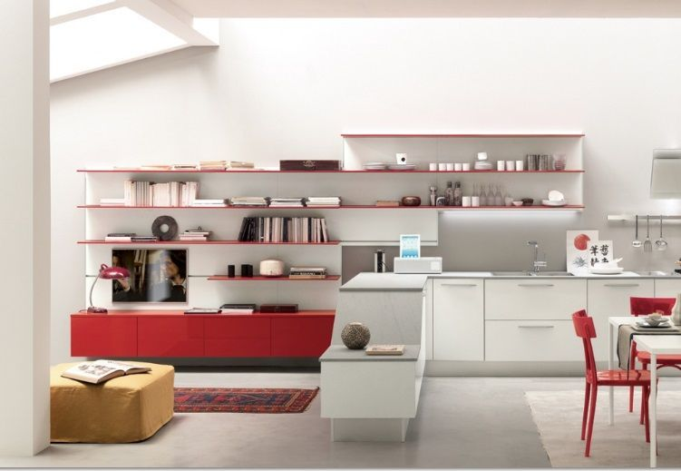 Come decorare le pareti di una cucina: 5 idee funzionali e colorate