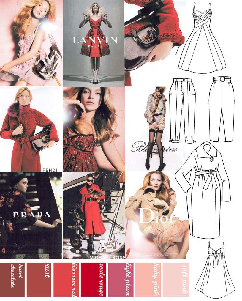 Mood Board Fashion Inspiration Design Fashion Portfolio Fashion Inspiration Board