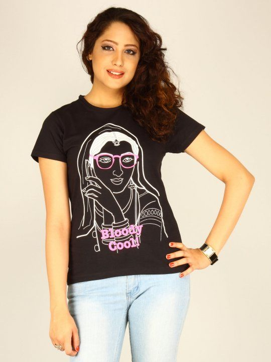 Funky Cool T-Shirts For Girls - See more stunning T-shirt Ideas at ...
