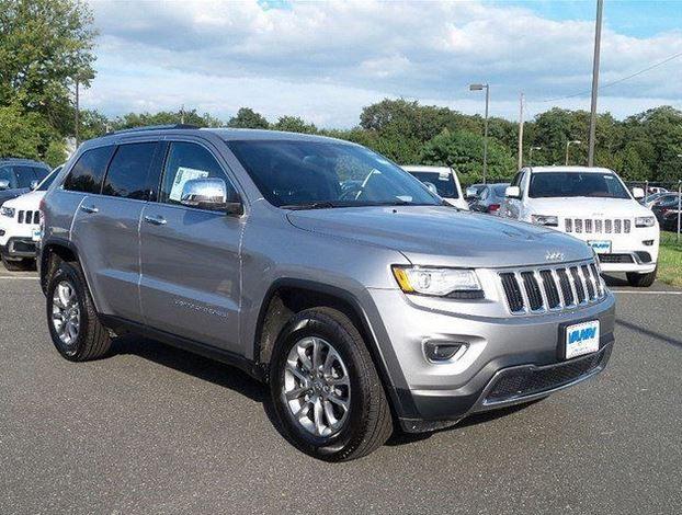 2015 Jeep Grand Cherokee Limited 4x4 Suv Vann Dodge Chrysler