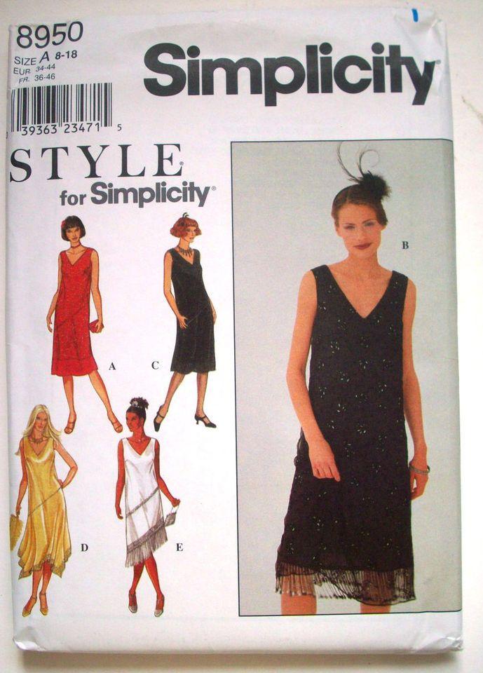 flapper dress pattern - Google Search | My Style | Pinterest | 20er ...